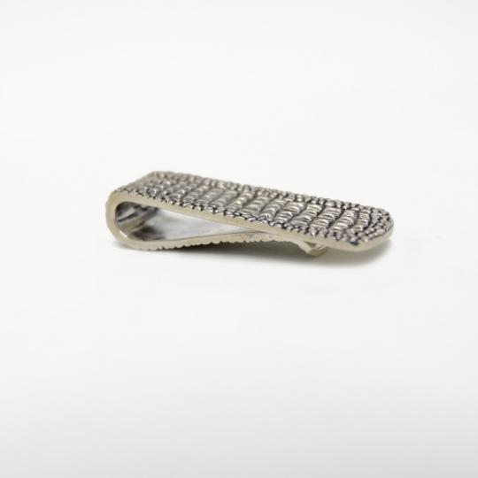 Geldklammer | silber oxid