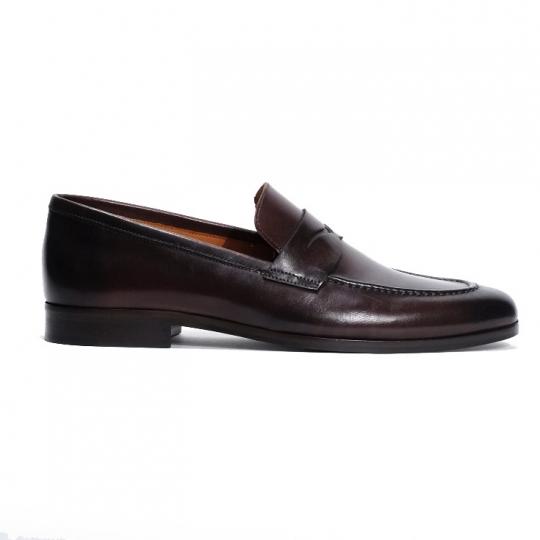 Prime Shoes Glasgow Black Hi-Shine