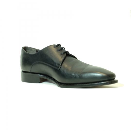 Prime Shoes Glasgow Box Calf Black