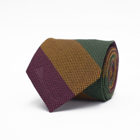 Seidengrenadine Krawatte Nr.1