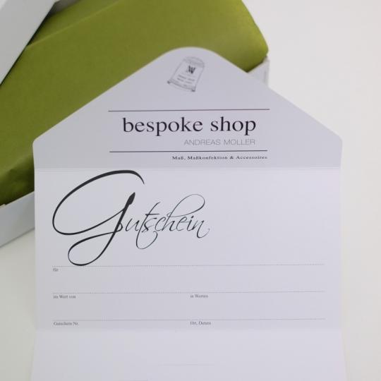 Geschenkgutschein 100¤   Gift Card 100¤
