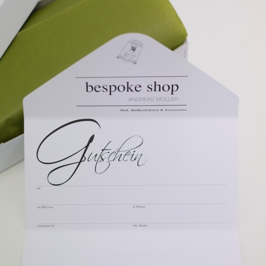 Geschenkgutschein 250¤   Gift Card 250¤